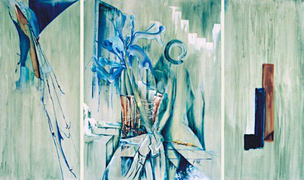"""Henriette Echghi-Ghamsari: Bild """"Asien"""""""