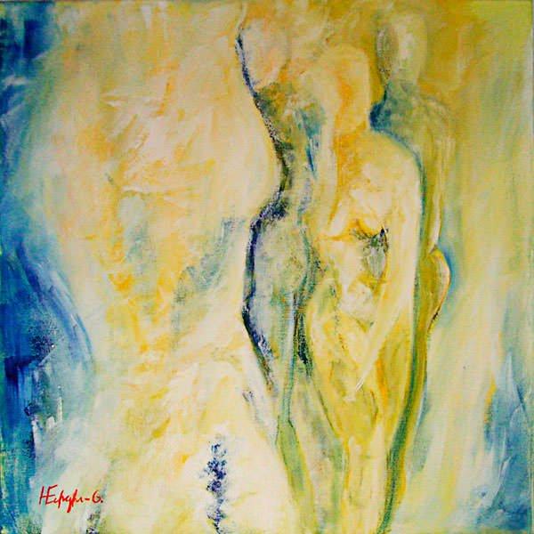 "Henriette Echghi-Ghamsari: Bild ""Beziehung 02"""