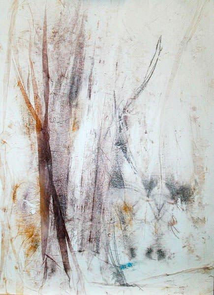 """Henriette Echghi-Ghamsari: Bild """"Faltung K"""""""