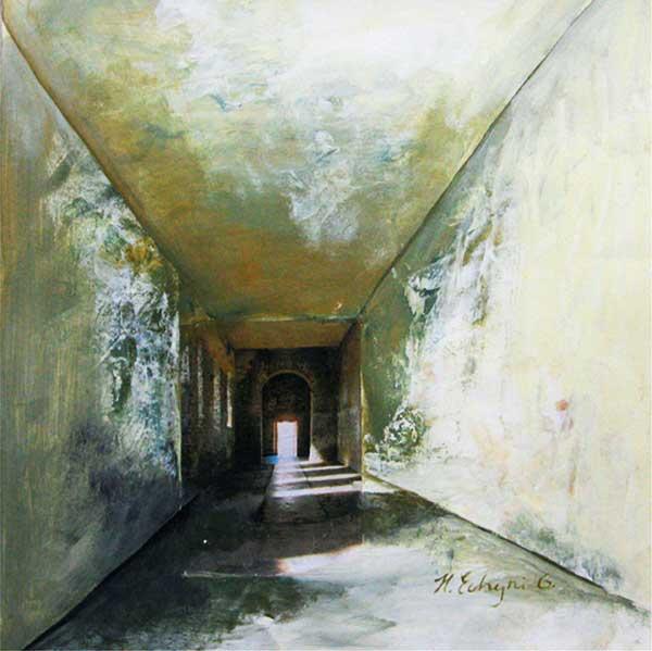 """Henriette Echghi-Ghamsari: Bild """"Orte 02"""""""