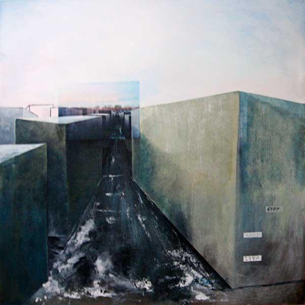 """Henriette Echghi-Ghamsari: Bild """"Orte 04"""""""