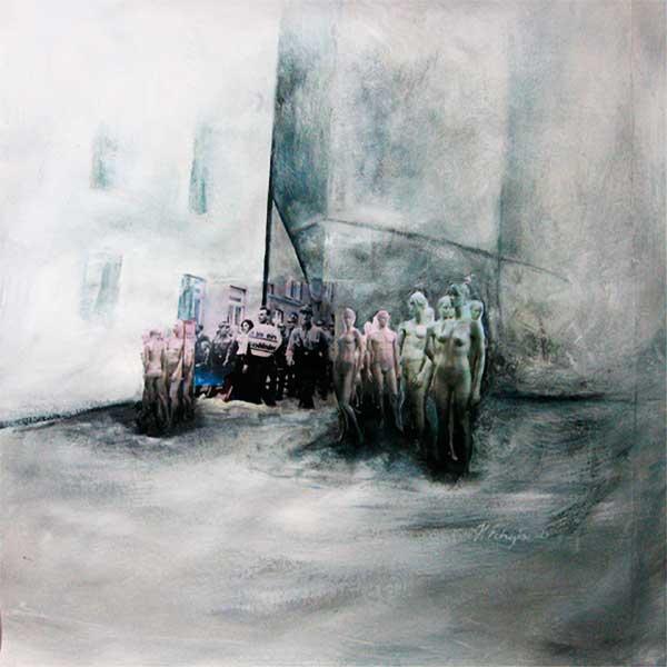 """Henriette Echghi-Ghamsari: Bild """"Orte 05"""""""