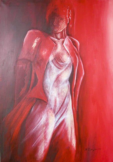 "Henriette Echghi-Ghamsari: Bild ""X 02"""